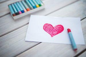 Valentinstag Herz Bild